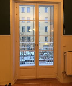 Cosy, central place for 3 - Stockholm