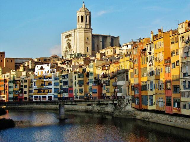 Girona, a 42 kilòmetres apartament