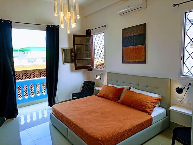 ALMA - modern & spacious apartment in Old Havana