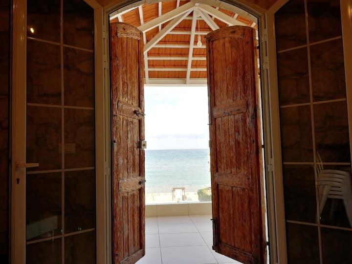 Traditional Lebanese Beach house