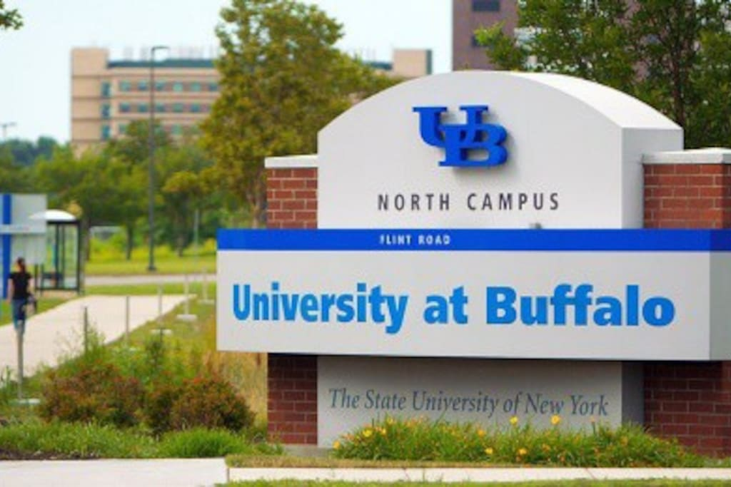Residence is conveniently located within minutes of the University at Buffalo's main campus.