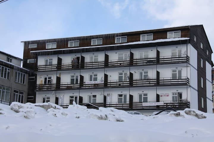 Yana's appartment at Gudauri Residence - Gudauri