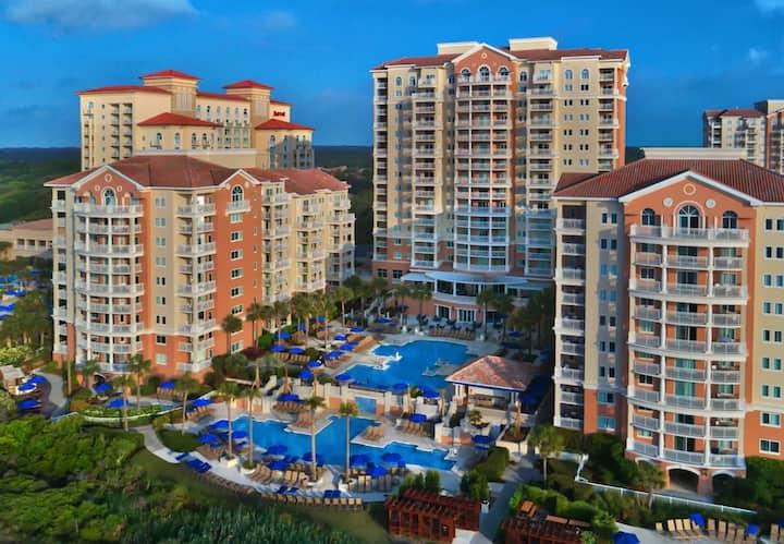 1 of 2 BR Marriott Oceanwatch Villas Myrtle Beach