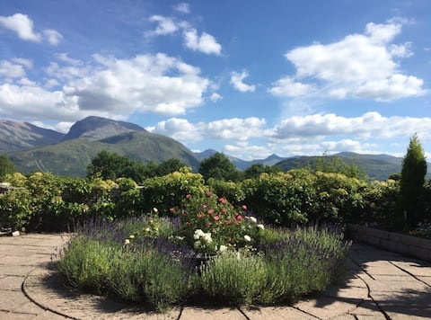 The Rowans -  with views of Ben Nevis