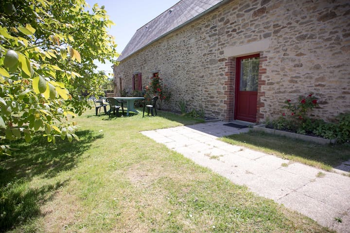 Maison de caractère avec jardin - Saint-Malo - Huis