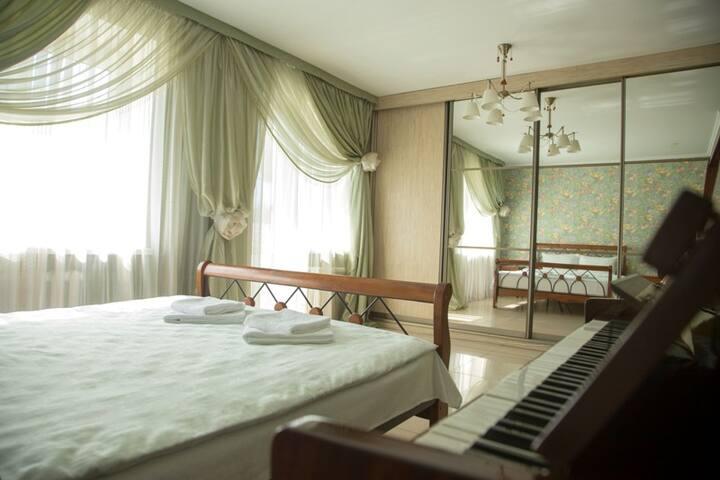 3-комнатная квартира посуточно в Бобруйске