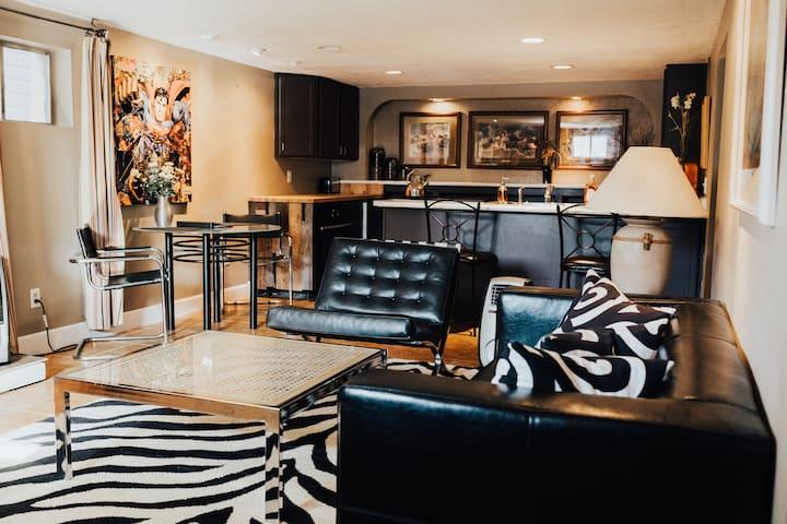 HighEnd Luxury Basement Suite SugarHouse East SLC