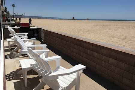 Newly Remodeled Home on the Sand!!! - Newport Beach