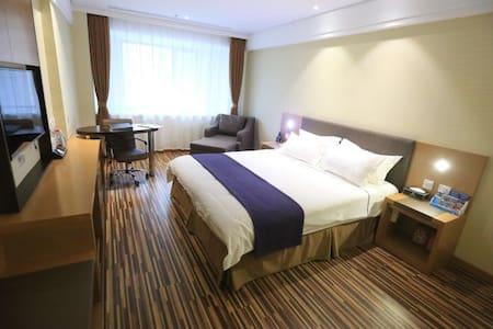 360酒店公寓精品大床房 - Appartamento