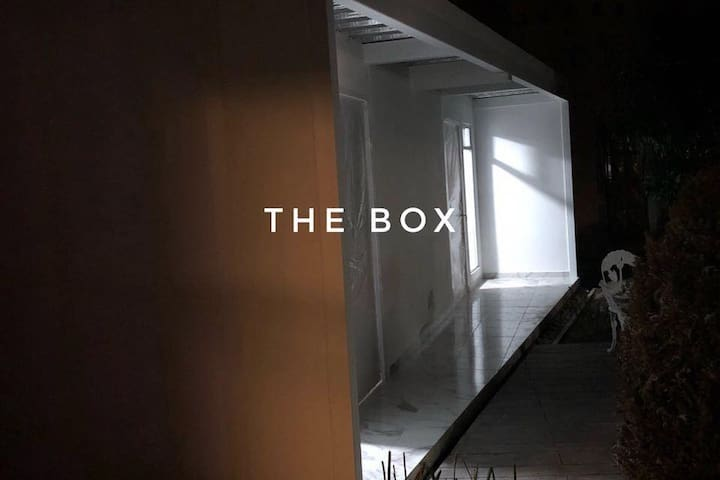 "Cholula Lofts ""THE BOX"""