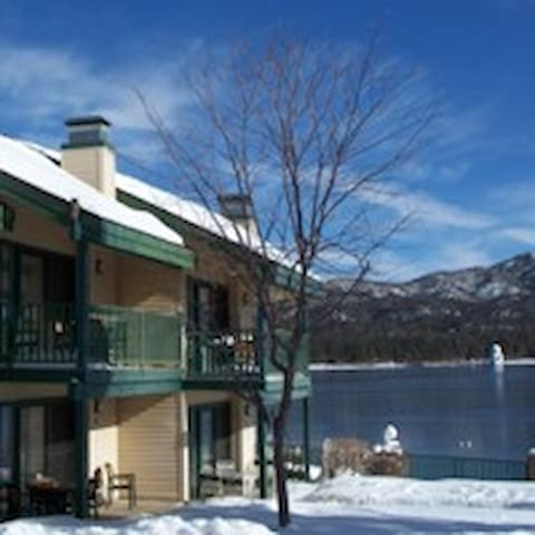 New Year at Lagonita Lodge - Big Bear Lake - Villa