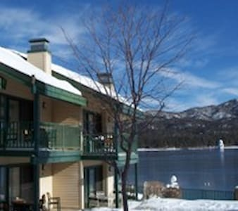 New Year at Lagonita Lodge - Lac Big Bear - Villa