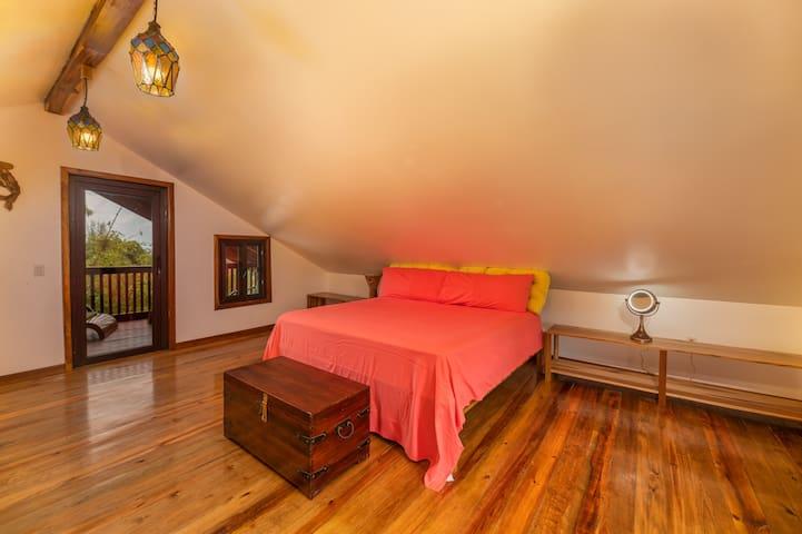 Loft King size Bedroom