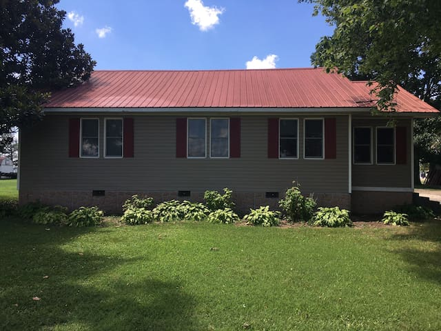 The Dragonfly - 3 Bd Reelfoot Lake House sleeps 6