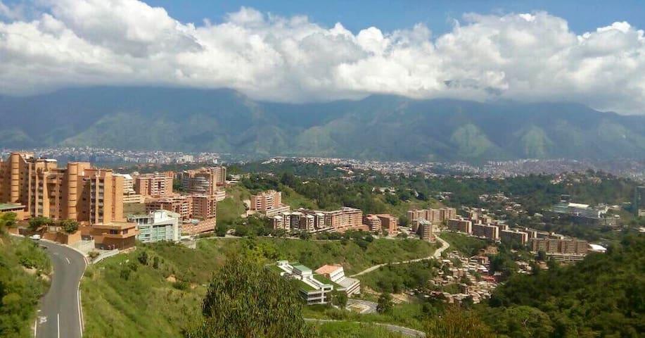 Excelente Vista de Caracas