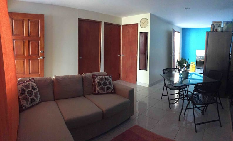 Cozy apartment in a windy zone of Managua.