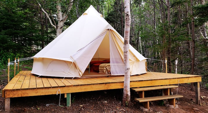 Cape Breton Glamping, The Pioneer