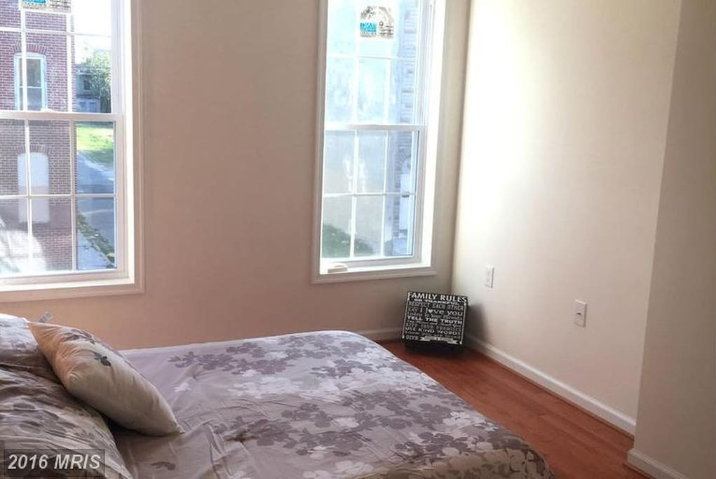 Available Bedroom, 2nd Floor