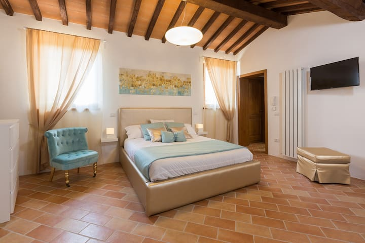 """""""Il Borgo"""" beautiful apartment in Montefalco"""