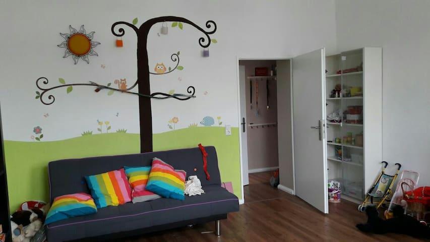 Schöne 4 Zi.-Wohnung im Grünen in Strausberg