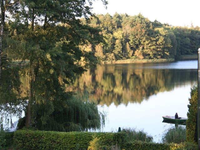 Ferienwohnung Fritzbox am Schaalsee - Seedorf - Pis