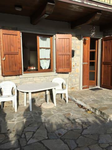 Graziosa casetta a Casamarconi - Pistoia - House