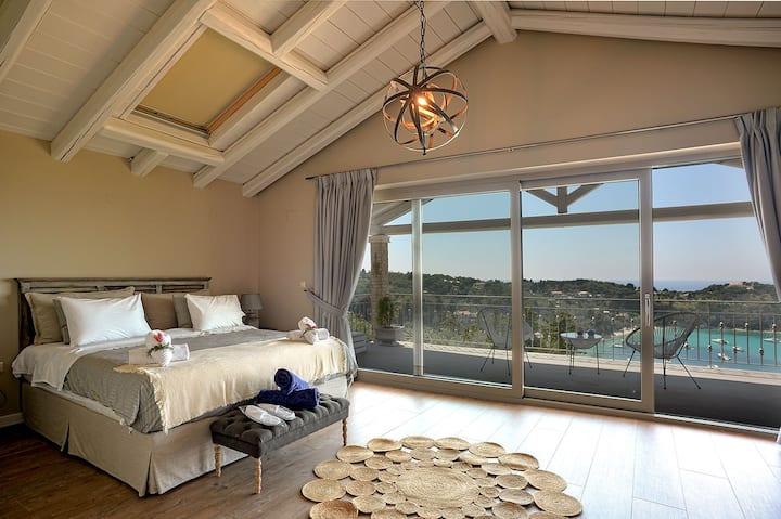 Tramontana Luxury, the best view of Lakka
