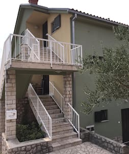 Apartments Leonard / APP1 / One Bedroom - Crikvenica - Appartement