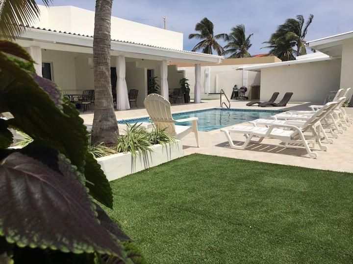 Palm Beach Aruba Luxury Double Suite Near theBeach