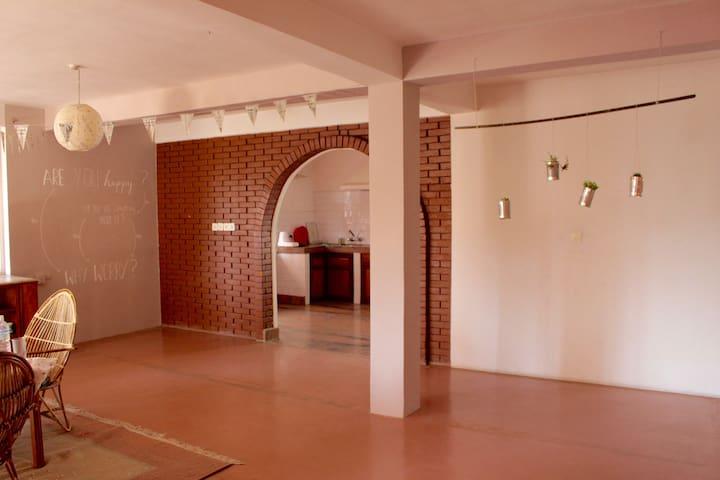 Cozy, bright room in Boudha - Katmandu - Daire