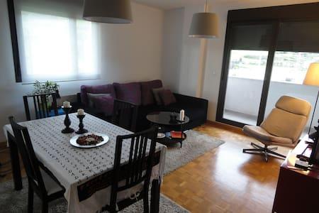 Breakfast/Baño privado/Habitación con mucha luz - San Mames - Haus