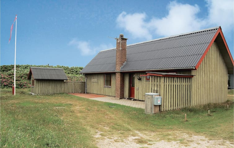 Holiday cottage with 2 bedrooms on 46 m² in Ringkøbing