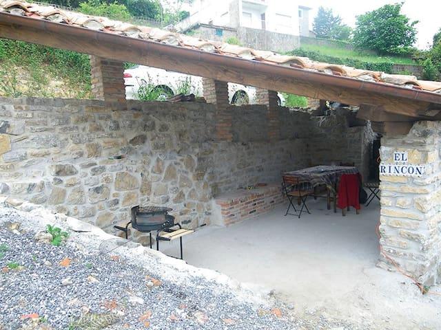 Casa Rural Azul Rodiles - Selorio - Casa