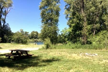 Scenic Snake River Camping and RV
