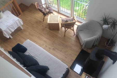 Rowan Suite: ensuite bedroom and private lounge