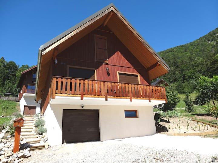Gîte de Montagne Annecy- Rhône-Alpes
