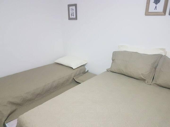 Maravilhoso apartamento em Ponta de Campina!