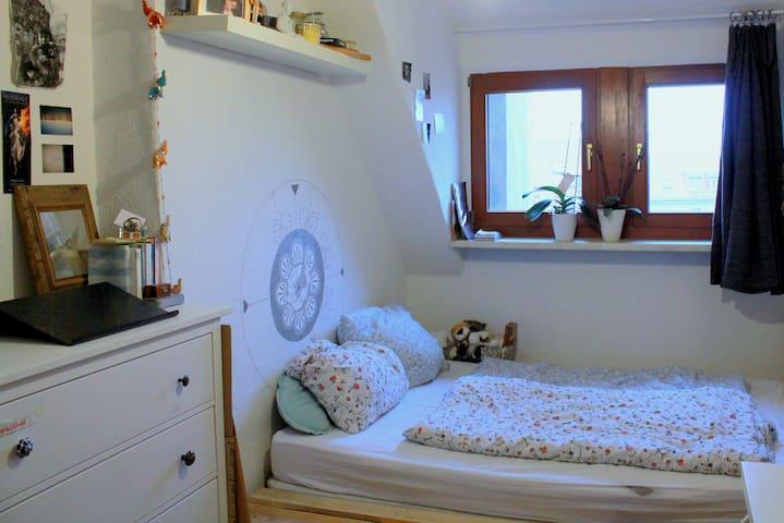 Gemütliches WG-Zimmer in Plauen - Dresden - Lägenhet