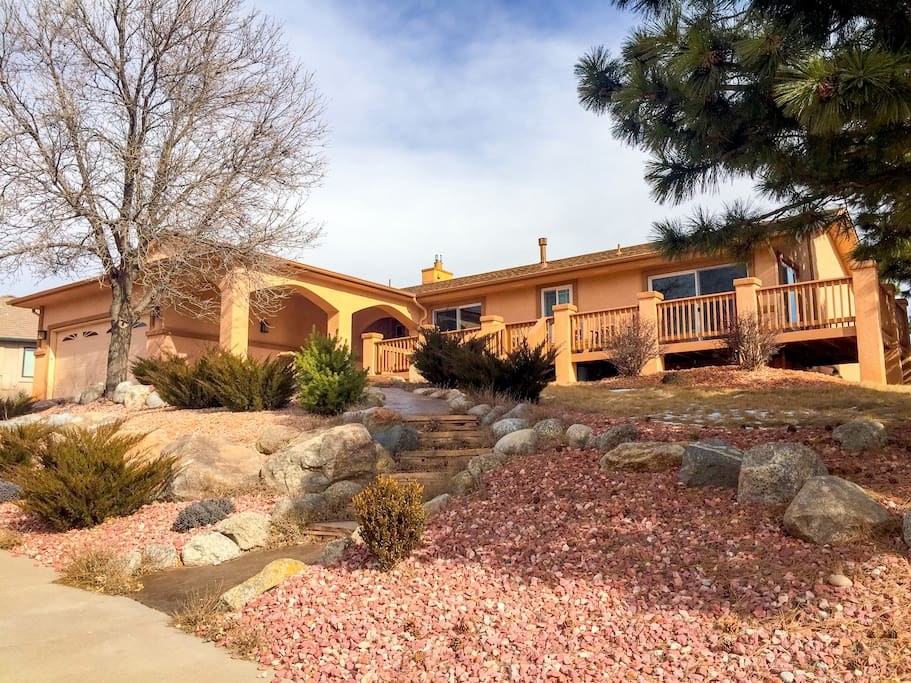 Gorgeous Colorado Retreat Houses For Rent In Colorado