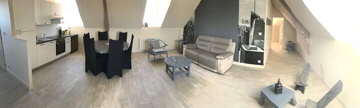 Appartement Dieppe