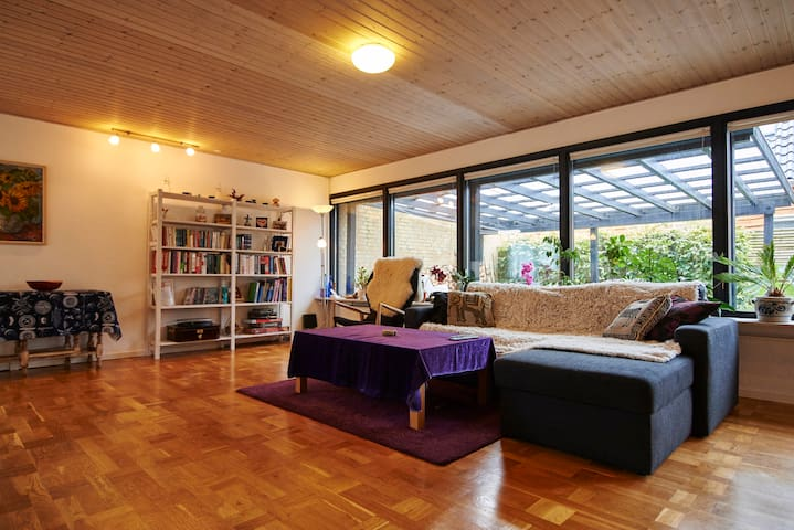 Cosy, spatious & well-located house - Copenhague - Maison