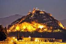 Lycavitos Athens