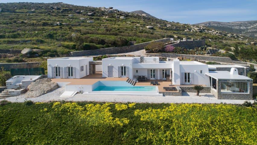 Grand View Villa Paros