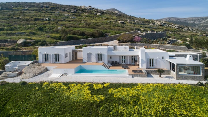 Grand View Villa Paros