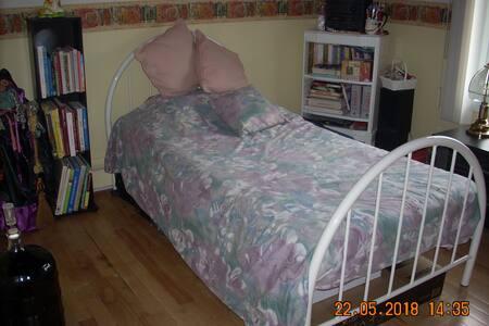 Bienvenue chez la chambre Belle accueil