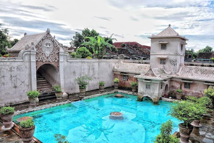 PI Home Kraton Yogyakarta - Kraton - Casa