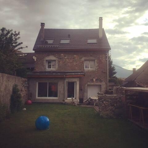 La Maison Matheysine