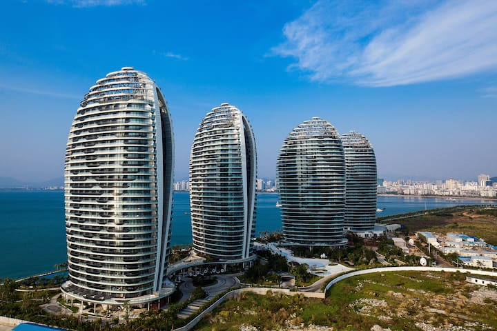 180 degree seascape Studio in Sanya - Sanya - Condominium