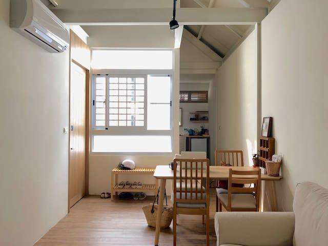台南日和 2-4人日式清新生活家居