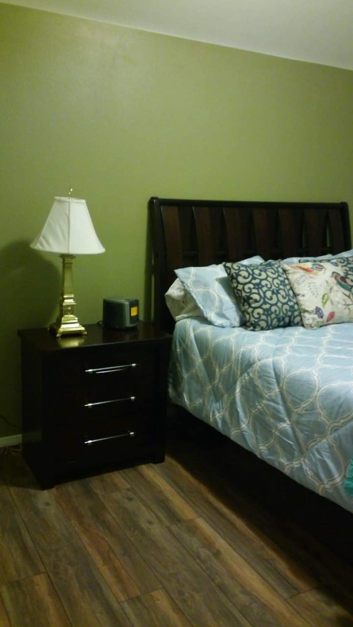 Best Choice all new bedroom !!!